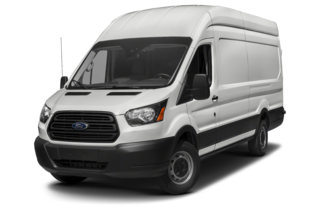 2018 Ford Transit-350 Transit-350 Base w/Dual Sliding Side Cargo Doors and 10 360 lb. GVWR High Roof HD Extended Cargo Van 148 in. WB DRW