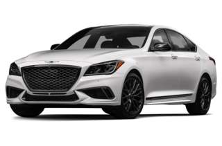 2018 Genesis G80 3.3T Sport 4dr All-wheel Drive Sedan