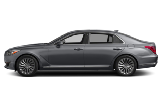 2018 Genesis G90 3.3T Premium 4dr Rear-wheel Drive Sedan