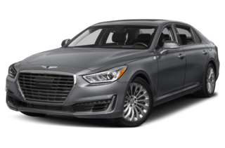 2018 Genesis G90 5.0 Ultimate 4dr Rear-wheel Drive Sedan