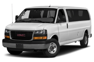 2018 GMC Savana 2500 2500 LS Rear-wheel Drive Passenger Van