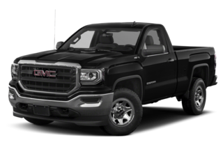 2018 GMC Sierra 1500 Base 4x2 Regular Cab 6.6 ft. box 119 in. WB