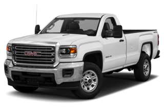 2018 GMC Sierra 3500HD Base 4x2 Regular Cab 133.6 in. WB SRW