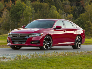 2018 Honda Accord Sport 4dr Sedan