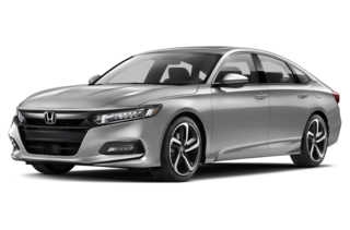 2018 Honda Accord Sport 2.0T (M6) 4dr Sedan