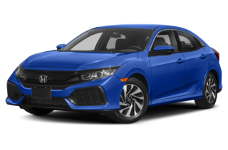 2018 Honda Civic LX (CVT) 4dr Hatchback