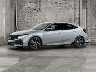 2018 Honda Civic EX-L w/Navi and Honda Sensing (CVT) 4dr Hatchback