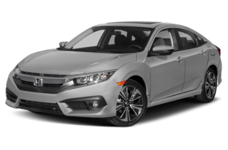 2018 Honda Civic EX-T (CVT) 4dr Sedan