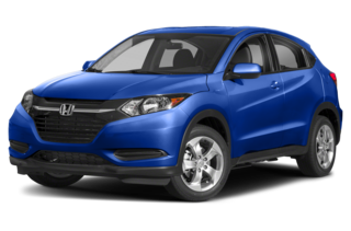 2018 Honda HR-V LX (CVT) 4dr All-wheel Drive