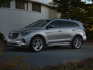 2018 Hyundai Santa Fe SE 4dr All-wheel Drive