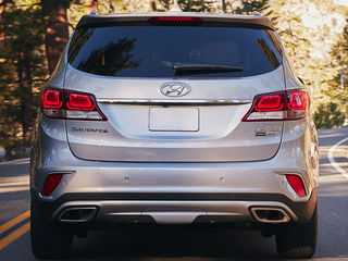 2018 Hyundai Santa Fe SE Ultimate 4dr All-wheel Drive