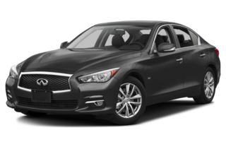 2018 Infiniti Q50 2.0t Base 4dr Rear-wheel Drive Sedan