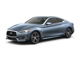 2018 Infiniti Q60 2.0t LUXE 2dr Rear-wheel Drive Coupe