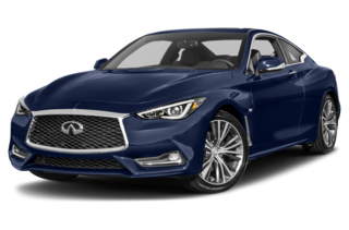 2018 Infiniti Q60 3.0t LUXE 2dr Rear-wheel Drive Coupe