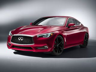 2018 Infiniti Q60 2.0t PURE 2dr All-wheel Drive Coupe