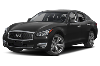 2018 Infiniti Q70 3.7 LUXE 4dr Rear-wheel Drive Sedan