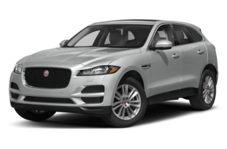 2018 Jaguar F-PACE 25t All-wheel Drive