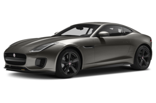 2018 Jaguar F-TYPE 380HP (A8) 2dr Rear-wheel Drive Coupe