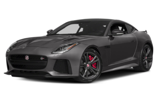 2018 Jaguar F-TYPE SVR (A8) 2dr All-wheel Drive Coupe
