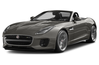 2018 Jaguar F-TYPE 380HP (A8) 2dr All-wheel Drive Convertible