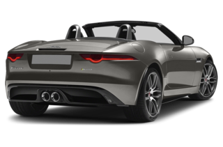 2018 Jaguar F-TYPE R (A8) 2dr All-wheel Drive Convertible