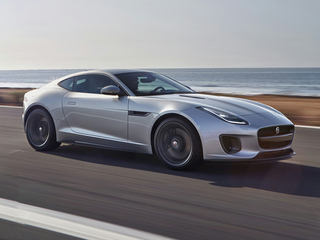 2018 Jaguar F-TYPE 296HP (A8) 2dr Rear-wheel Drive Coupe