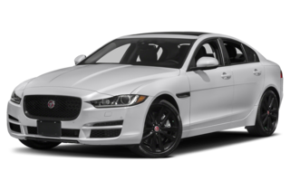 2018 Jaguar XE 25t 4dr Rear-wheel Drive