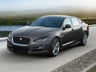 2018 Jaguar XJ R-Sport 4dr Rear-wheel Drive Sedan