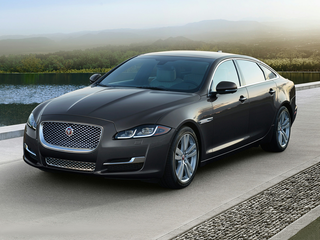 2018 Jaguar XJ L Portfolio 4dr Rear-wheel Drive Sedan