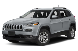 2018 Jeep Cherokee Latitude Plus 4dr Front-wheel Drive
