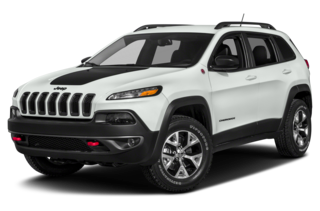 2018 Jeep Cherokee Trailhawk 4dr 4x4