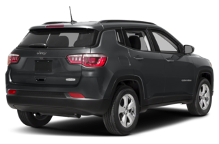 2018 Jeep Compass Sport 4dr Front-wheel Drive