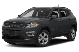 2018 Jeep Compass Limited 4dr Front-wheel Drive