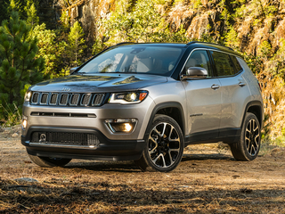2018 Jeep Compass Sport 4dr 4x4