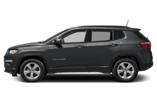 2018 Jeep Compass Latitude 4dr 4x4