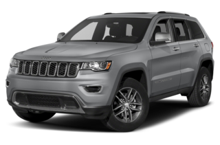 2018 Jeep Grand Cherokee Limited 4dr 4x2