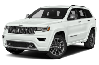 2018 Jeep Grand Cherokee Overland 4dr 4x2