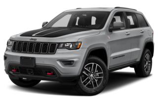 2018 Jeep Grand Cherokee Trailhawk 4dr 4x4