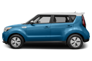 2018 Kia Soul EV Base 4dr Hatchback