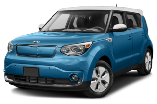 2018 Kia Soul EV plus 4dr Hatchback