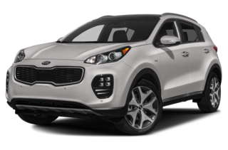 2018 Kia Sportage SX Turbo 4dr All-wheel Drive
