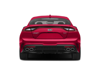 2018 Kia Stinger GT 4dr Rear-wheel Drive Sedan