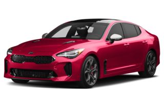 2018 Kia Stinger Premium 4dr All-wheel Drive Sedan