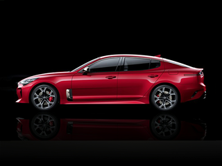 2018 Kia Stinger GT1 4dr All-wheel Drive Sedan