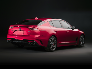 2018 Kia Stinger GT2 4dr All-wheel Drive Sedan