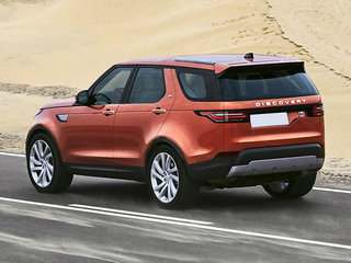 2018 Land Rover Discovery HSE 4dr 4x4