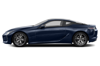 2018 Lexus LC 500 500 Base 2dr Rear-wheel Drive Coupe