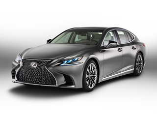 2018 Lexus LS 500 500 Base 4dr Rear-wheel Drive Sedan