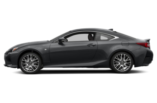 2018 Lexus RC 300 300 Base 2dr Rear-wheel Drive Coupe