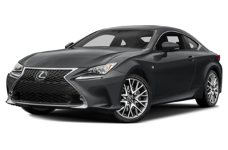 2018 Lexus RC 300 300 Base 2dr All-wheel Drive Coupe